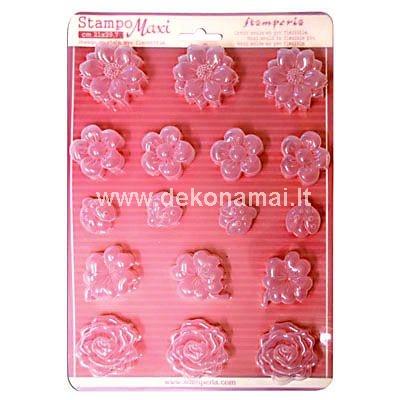 Plastikinės formos 20x30cm